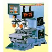 Станок для тампонной печати WINON-123 фото