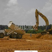 Техника строительная фото