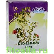Брусника лист 50г (коробочка) чайный напиток фото