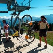 Велосипедные крепления Partech фото