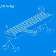 Причальные системы из бетонных понтонов Schwimmer AG фото