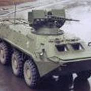 Модернизация бронетранспортеров БТР-70 и БТР-80 фото