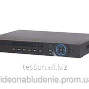 16-канальный сетевой видеорегистратор Dahua DH-NVR4116H-8p фото
