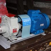 """Насосные агрегаты """"Corken"""" Z 2000/Двигатель 4кВт ременная передача, США фото"""