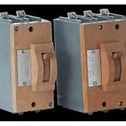 Выключатель автоматический АК 50Б 2МГ ОМ3 8А фото