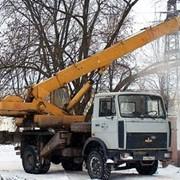 Кран «МАЗ» КС3577А фото