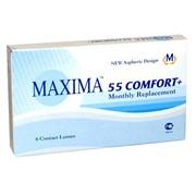 Контактные линзы Maxima 55 Comfort+ фото