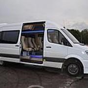 Аэропорт трансфер микроавтобус фото