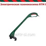 Электрическая газонокосилка RTM 912 фото