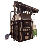Утилизатор термический для опасных и промышленных отходов УТ3000 фото