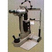Лампа щелевая ЩЛ-2Б для комплексного микроскопического исследования переднего и заднего отделов глаза фото