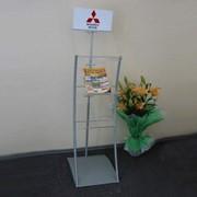 Рекламные стойки фото