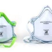 Медицинская антимикробная маска респиратор N99 и FFP3 фото