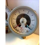 Манометры электроконтактные (Сг), КИП, дифманометры фото