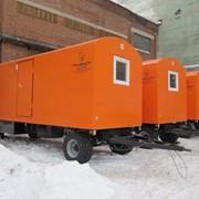 Мобильные здания, модули, вагон-лаборатории фото