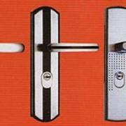 Замок, ручки, цилиндр для китайской металлической двери – ОПТ – Киев Продам оптом и в розницу фурнитуру для китайских металлических дверей фото