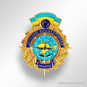 Наградной знак Ветеран Кримаероруху DIC-0280 фото