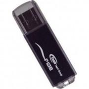 Флеш-накопитель USB 4Gb Team F108 Black (TF1084GB01), код 47131 фото