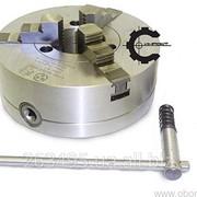 Патрон токарный Ф250 мм 7102-0072У-1-2 (-0076У) - 3-х кулачковый самоцентрирующийся с механизированным зажимом фото