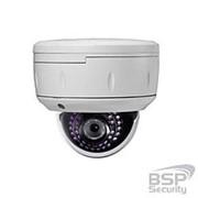 BSP-DO50-VF-01 Внешняя IP-камера купольная антивандальная BSP Security фото