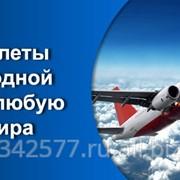 Авиационные билеты во всех направлениях Щербинка фото