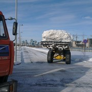 Уборка снега механизированная - плановая - 4 категория фото