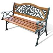 Мебель садовая и парковая | изделия из дерева на заказ фото