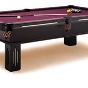 Бильярдный стол для пула GEM 9 ф. платина фото
