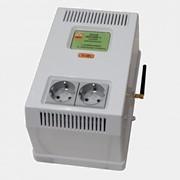 Шкаф ШCЭ-GSM-2 силовой электрический (сборный) с GSM-управлением по мобильному телефону, силовая GSM-розетка фото