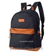 Рюкзак классика джинс DERBY с карманом для ноутбука 14*, арт. 266144431 фото