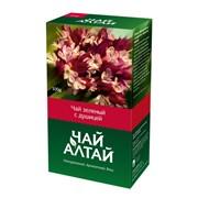 «Чай Алтай» зеленый с душицей фото