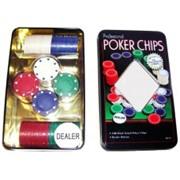 Фишки для покера №100Т фото