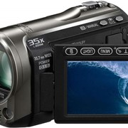 Видеокамера цифровая Panasonic HDC-HS60EE-K Black HDD120Gb 4.5Mp HD-Video фото