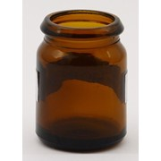 Банка стеклянная для сыпучих веществ БДС-10-27,5-ОС номинальной вместимостью 10 см3 фото