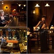 Живая музыка в кафе (Бульвар Дежа Вю) фото