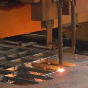Газовая резка металла при помощи машин «Радуга», «Смена-4м» или «Кристалл ТМ-2,5» фото