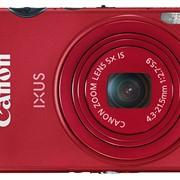 Фотоаппарат Canon Ixus 125 HS red (6043B008) фото