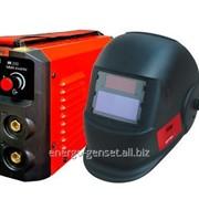 Инверторный сварочный аппарат Fubag IR 200 с маской фото