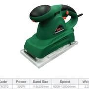Вибрационная шлифмашина RTR-MAX 115x230mm, 300W  фото