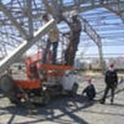Изготовление металлоконструкций для быстровозводимых зданий и сооружений фото