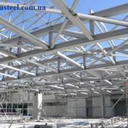 Проектирование металлоконструкций для строительных зданий и сооружений фото