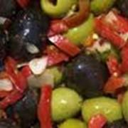 Оливки, маслины фаршированные фото