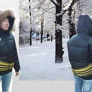 Куртки зимние для сотрудников и торговых агентов фото