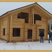 Изготовление деревянных домов,бань, беседок и любые пиломатериалы фото