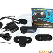 Беспроводная гарнитура Bluetooth для шлемаHands free фото