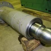 Узлы гидравлики для горно-шахтного оборудования, гидроцилиндры на СБШ-250 и другую технику по чертежам заказчика фото