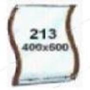Зеркало (400*600мм, 1 полка) (213) №134765 фото