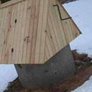 Крыша на колодец фото