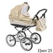 Детская коляска 2 в 1 Roan Emma 25, Артикул 1101-0128 фото