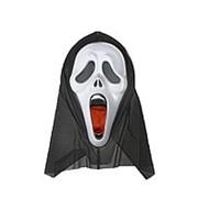 """Карнавальная маска """"Крик"""" с языком фото"""